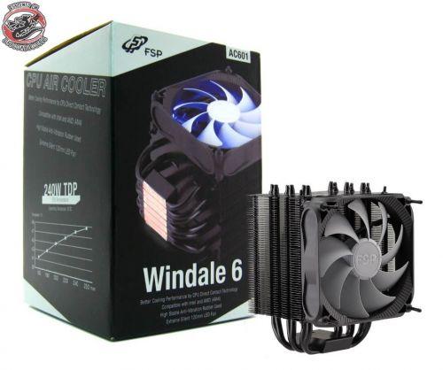 Windale 6 FSP CPU Cooler