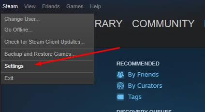 How to Disable Steam Friend Notifications - Dragon Blogger