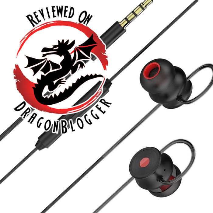 3D Surround Sound Earbuds