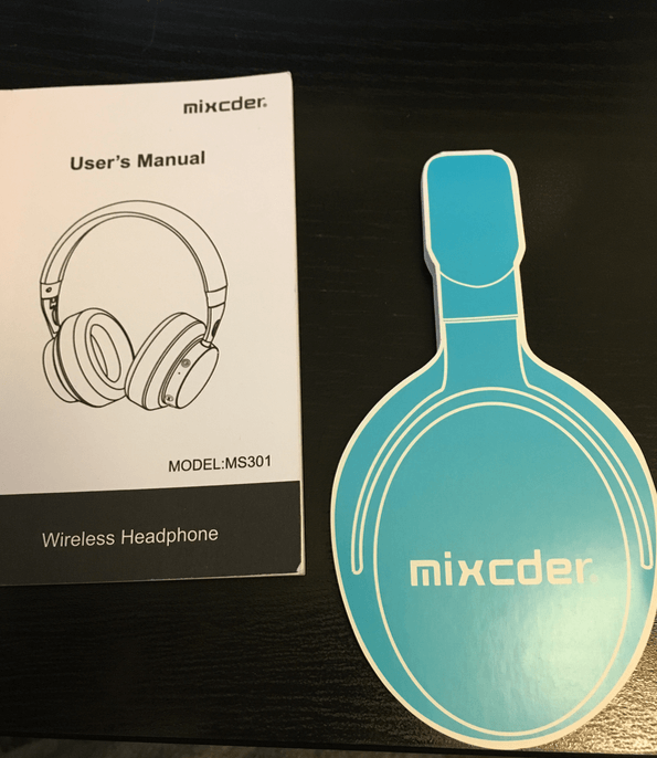 Mixcder MS301 Bluetooth Headphones Review - Dragon Blogger Technology