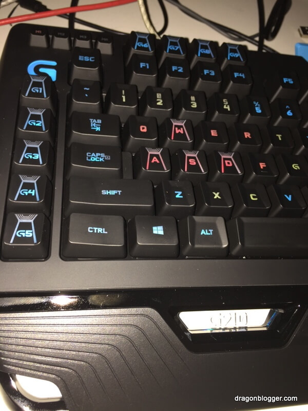 Logitech G910 Orion Spark Mechanical Gaming Keyboard Review