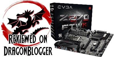 EVGA Z270 FTW K 132-KS-E277-KR Motherboard Review