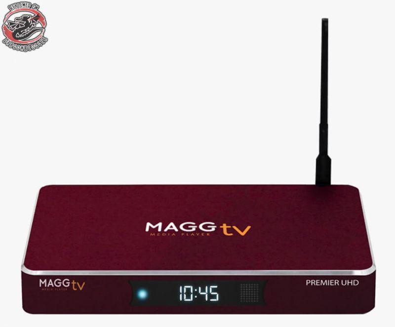 Magg TV Premier Media Player