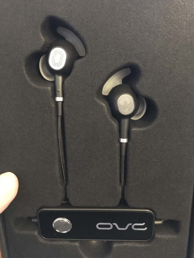 dd243917d0d ... OVC H15 noise canceling headphone was impressive. When you first open  it, you feel like you're opening a very expensive set of headphones.
