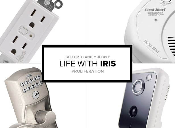 IRIS-smart-home-management-system