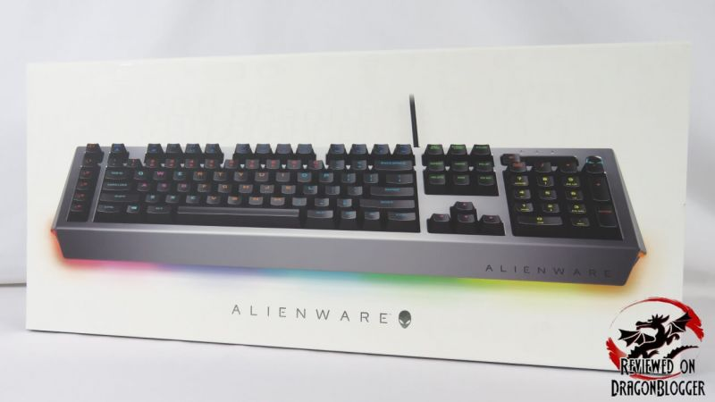 73a12714b60 ... Alienware Pro Gaming Mechanical Keyboard AW768 with Kailh brown  switches, so they are quiet but they feel so nice. The keyboard is nice, ...