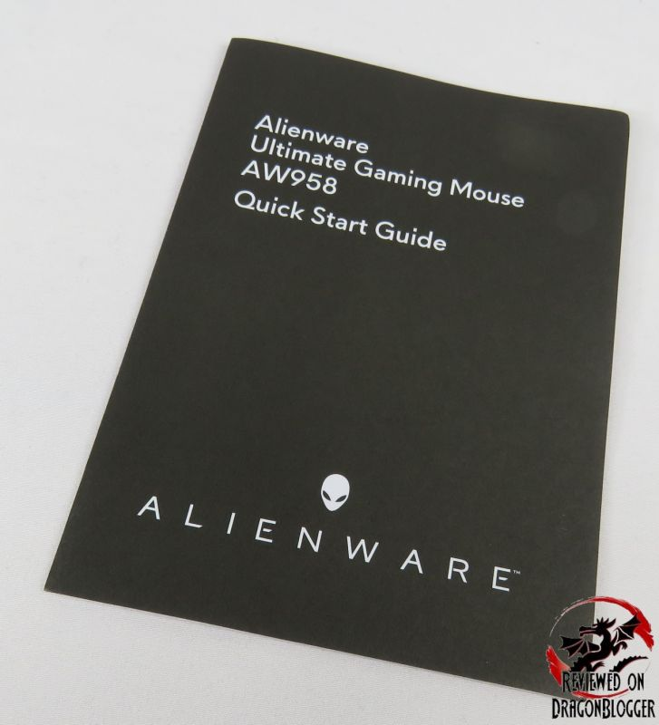 743ddaf7a1d Alienware Elite Gaming Mouse AW958 Review - Dragon Blogger Technology