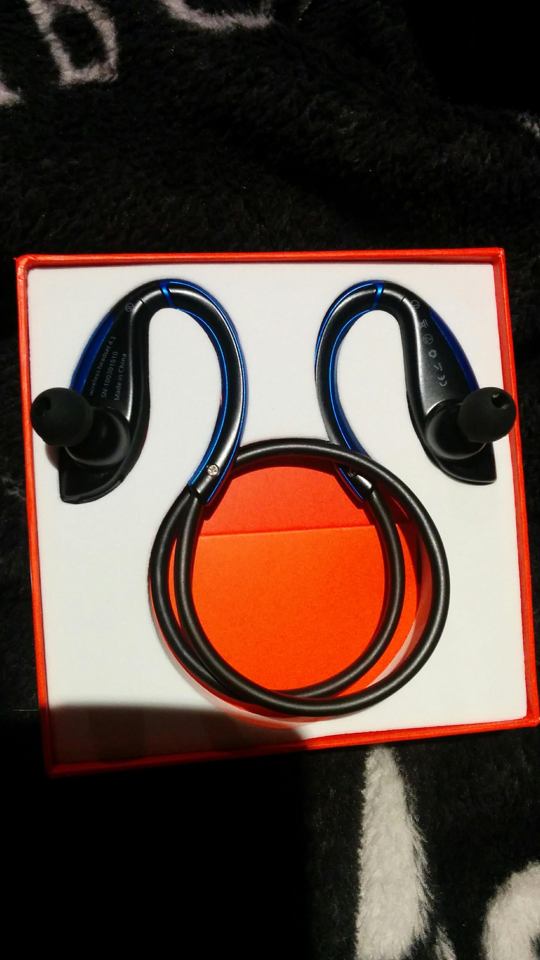 Yuwiss Bluetooth Wireless V4.1 Headphones