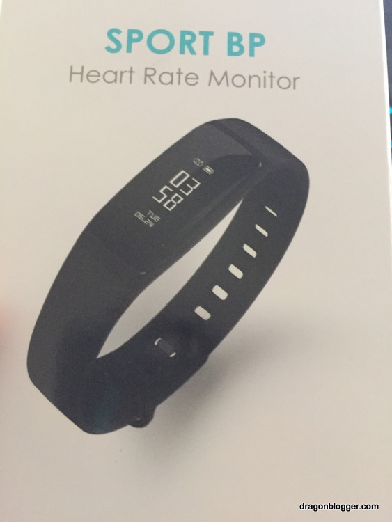 V07 Smart Band with Blood Pressure Monitor Review - Dragon