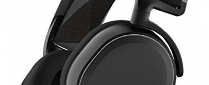 SteelSeries 61463 Arctis 7 Lag-Free Wireless Gaming Headset with DTS Headphone:X 7.1 Surround for PC,