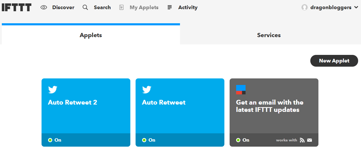 How to Automatically Retweet another Twitter Account