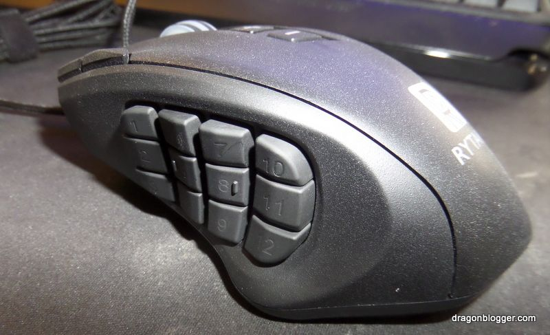 Rytaki MMO Gaming Mouse Review - Dragon Blogger Technology