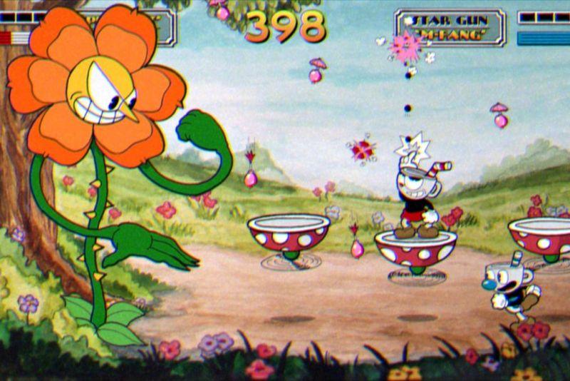 Cuphead-game