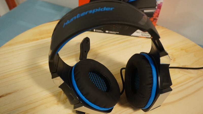 Review Of The Hunter Spider V3 Gaming Headset! - Dragon