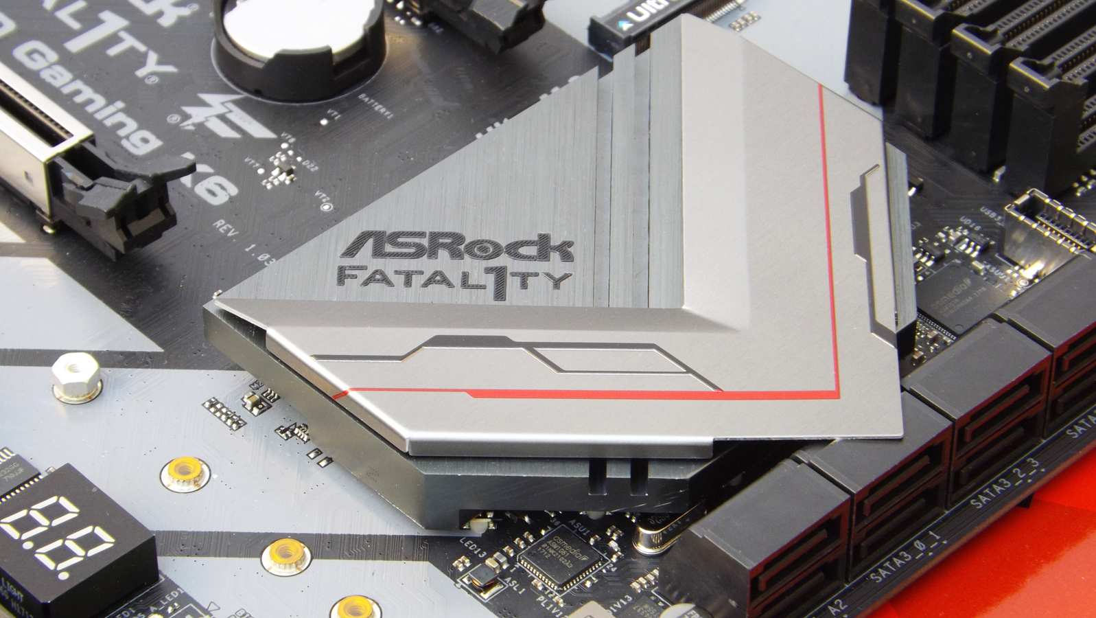 ASRock Fatal1ty Z370 Gaming K6 Motherboard Review - Page 2