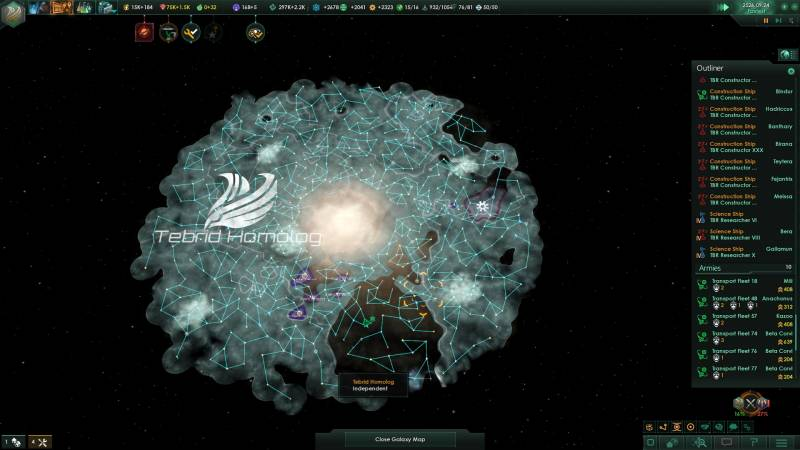 Which is Better Stellaris or Endless Space 2 - Dragon Blogger Technology