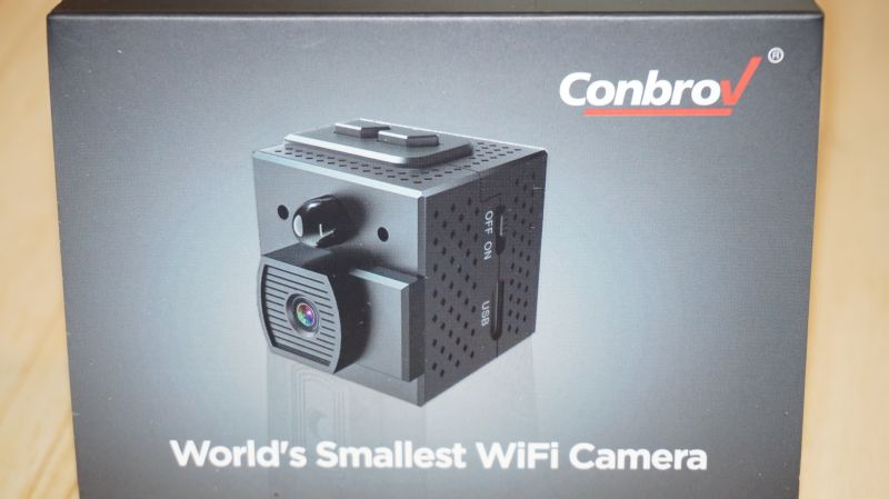 Is The Conbrov Mini WiFi Camera The One For You? - Dragon Blogger Technology