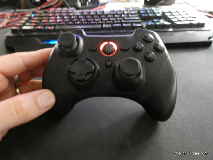 EasySMX Wireless Gaming Controller Review - Dragon