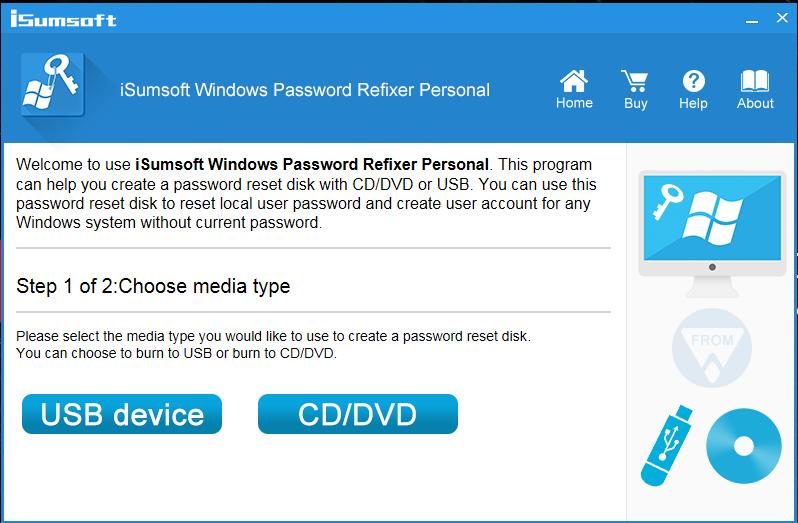 forgotten windows password