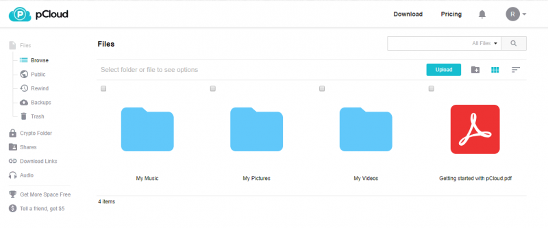 Why you should Drop Dropbox and switch to pCloud: pCloud Review - Dragon  Blogger Technology