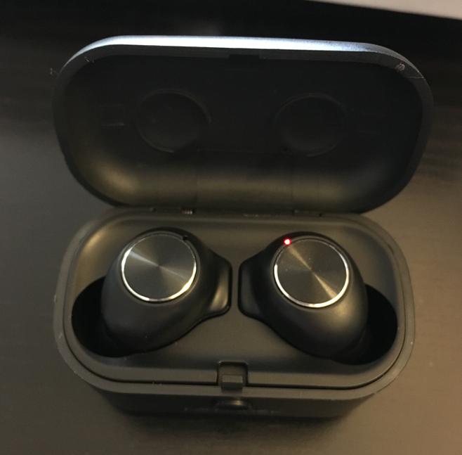 Wireless Earbuds, Fansrock Bluetooth 5.0 True Wireless Earbuds with Charging Case