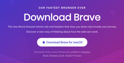 Brave Browser Overview - Dragon Blogger Technology