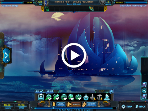 Star Traders: Frontiers – Trailer