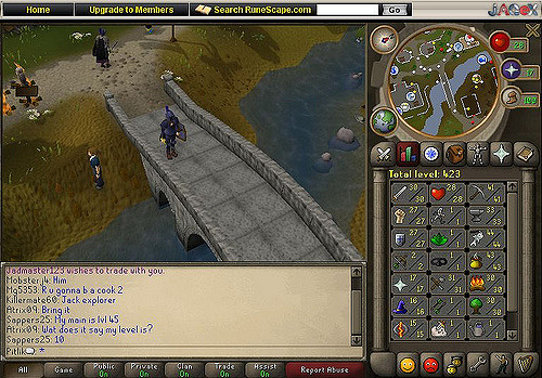 Tips and Tricks for Old School RuneScape - Dragon Blogger Technology