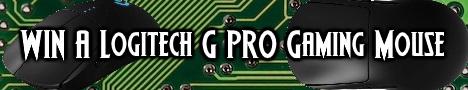 win Logitech G Pro