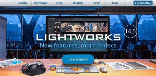 Image result for Lightworks.