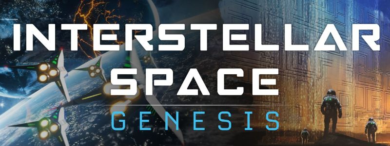 Interstellar Space: Genesis –Logo